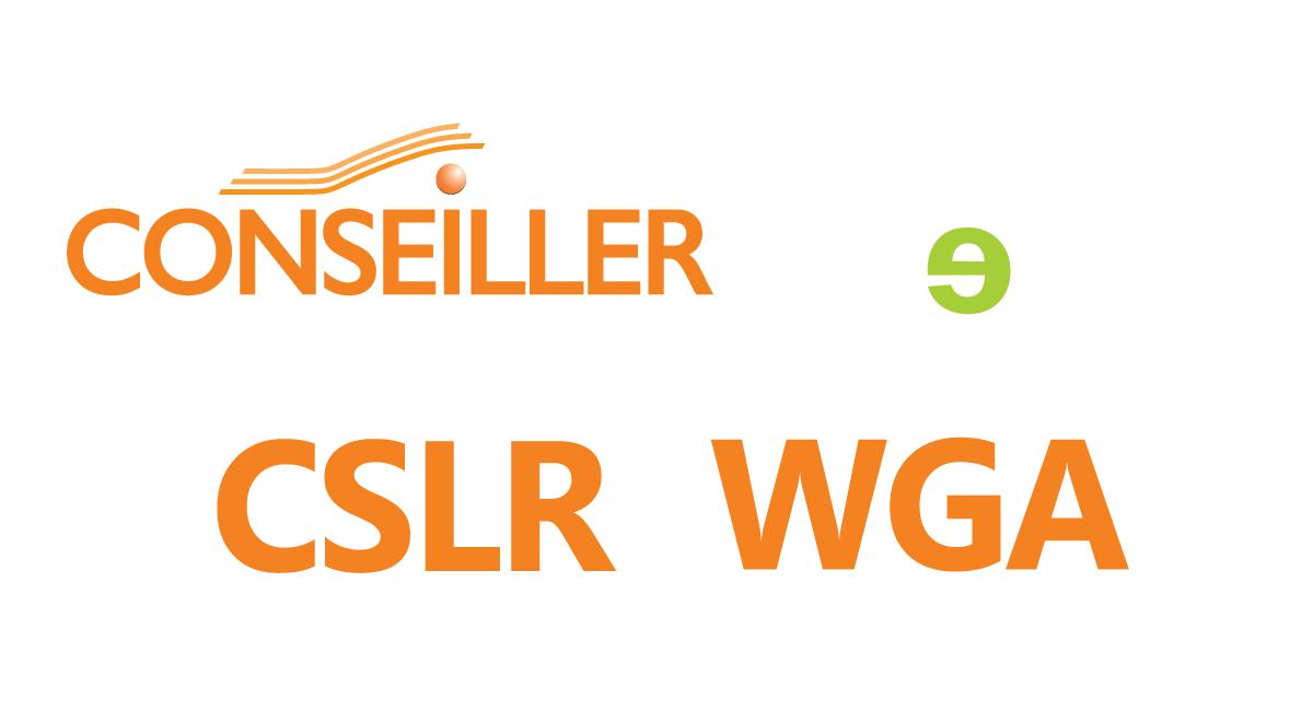 Logo do Grupo CSLR-WGA